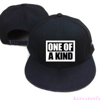 G-DRAGON ONE OF A KIND GD BIGBANG CAP HAT SNAPBACK KPOP GOODS NEW