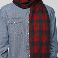 Plaid Scarf - Urban Outfitters