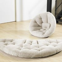 Fresh Futon Nest Natural