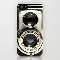 Vintage Camera iPhone & iPod Case by Ewan Arnolda