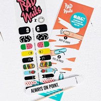 Rad Nails X Lazy Oaf Nail Wraps at Urban Outfitters
