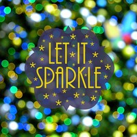 Let Its Sparkle Art Print by RichCaspian