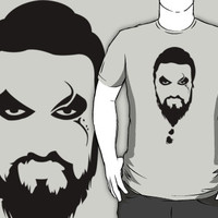 Khal Drogo Silhouette Game of Thrones