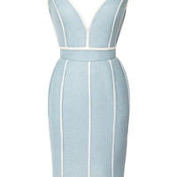 Light Tulip Dress by Natasha Zinko for Preorder on Moda Operandi