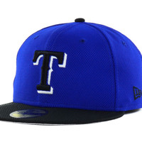 Texas Rangers MLB Diamond League 59FIFTY Cap