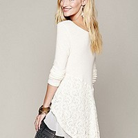 Wonderland Lace Tunic
