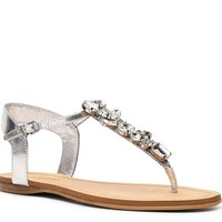Kirna Zabete at Nine West Sunfish Flat Sandal