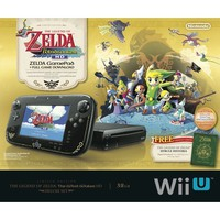 The Legend of Zelda: The Wind Waker Wii U Deluxe Set (Nintendo Wii U)