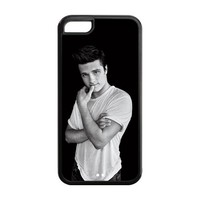 Creative Age Case, Josh Hutcherson Hard Plastic Back Cover Case for Iphone 5C