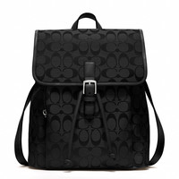 COACH CLASSIC BACKPACK IN SIGNATURE FABRIC