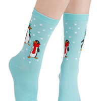 Head to Floe Socks | Mod Retro Vintage Socks | ModCloth.com