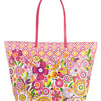 Pattern Play Tote
