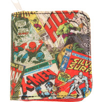 Marvel Comics Bi-Fold Wallet