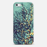 twinkle lights iPhone & iPod case by Sylvia | Casetagram
