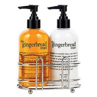 philosophy gingerbread man novelty hand care set — QVC.com