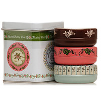 Smith's - Luscious Layers Gift Tin - 3 x 0.8 oz