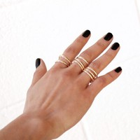 Wrap Ring Set