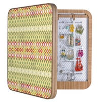Sharon Turner Beach House Ikat Pattern BlingBox