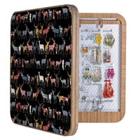 Sharon Turner Charcoal Spice Deer BlingBox