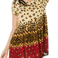 MINKPINK WILD THING DRESS