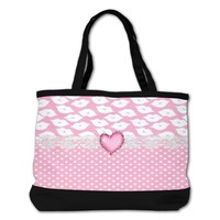 Pucker Up Shoulder Bag