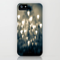 amour brûlant iPhone & iPod Case by Ann B.
