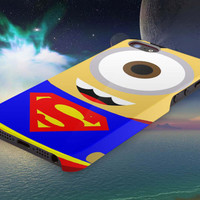 Superman Despicable Minion 3D iPhone Cases for iPhone 4,iPhone 4s,iPhone 5,iPhone 5s,iPhone 5c,Samsung Galaxy s3,Samsung Galaxy s4