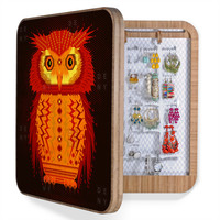 Chobopop Geometric Owl BlingBox