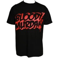 Rittz - Black Bloody Murdah T-Shirt Strange Music, Inc Store