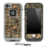 Real Woods Camouflage V2 Skin for the iPhone 5 or 4/4s LifeProof Case