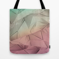helios oikos (in huey) Tote Bag by Miranda J. Friedman
