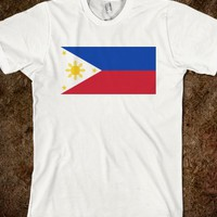 Republic of the Philippines national flag (50% of commission WILL go to help them recover)