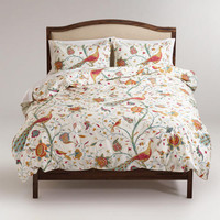 Nadia Duvet and Pillow Shams Set