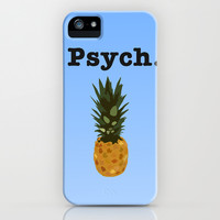 Psych iPhone & iPod Case by Lauren Lee Designs