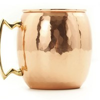 Old Dutch Solid Copper Mule Mug