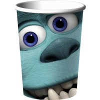 Monsters University 9oz Cups 8ct
