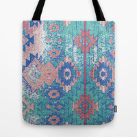 jemez in opal Tote Bag by Miranda J. Friedman