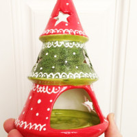 Christmas Tree Votive » Craftori