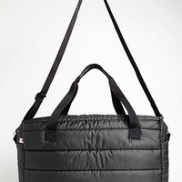 Quilted Polyester Duffle Bag | American Apparel