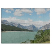 Montana Landscape Cutting Board