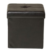 Home Decorators Collection Folding Storage Ottoman-0802400210 at The Home Depot