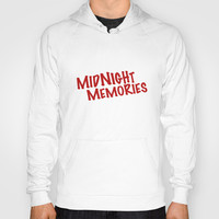 *** Midnight Memories  *** Hoody by The Letter Shop by Monika Strigel