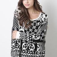 Lost in Africa Sweater