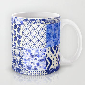 Blue Is Just A Mood Mug by Aimee St Hill