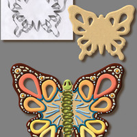 LARGE BUTTERFLY 7.5 IN. 5876