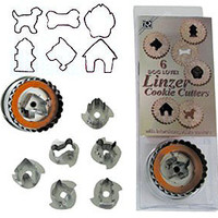 LINZER DOG SET L1888