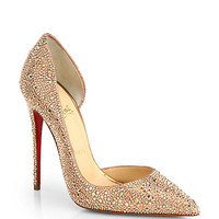 Iriza Strass Crystal Pumps