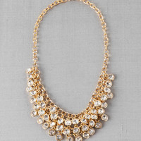 WESTMINSTER CRYSTAL STATEMENT NECKLACE