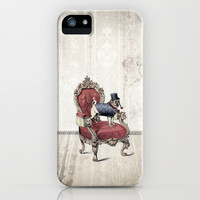 The Imperial Pug iPhone & iPod Case by Paula Belle Flores