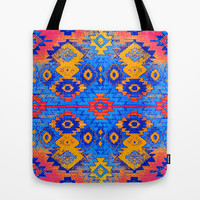 jemez in salivate Tote Bag by Miranda J. Friedman